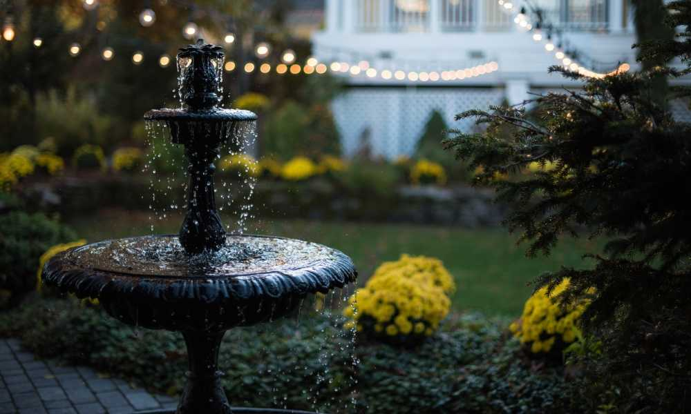 Types of Water Fountains