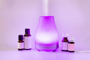 URPOWER Essential Oil Diffuser and Cool Mist Humidifier