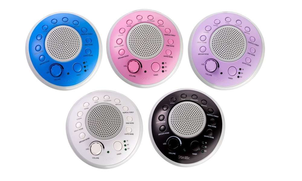 SONEic – Sleep, Relax and Focus Sound Machine Review