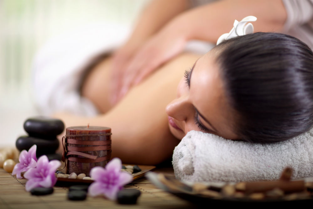 What is a relaxation massage?